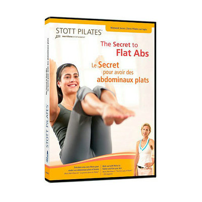 STOTT PILATES The Secret to Flat Abs DVD