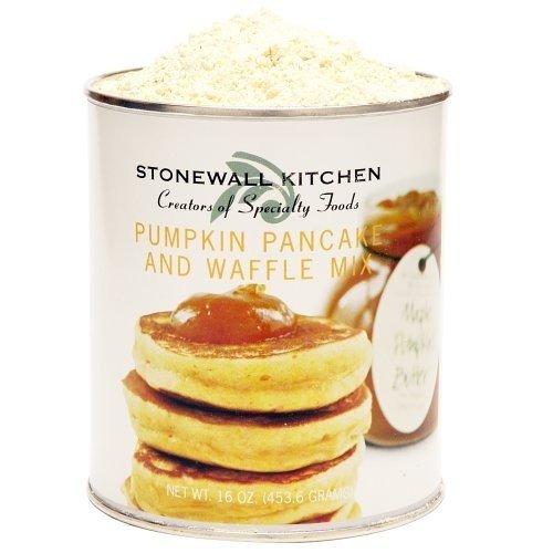 Stonewall Kitchen Pumpkin Pancake and Waffle Mix