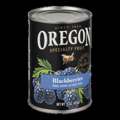 Oregon Specialty Fruit Blackberries