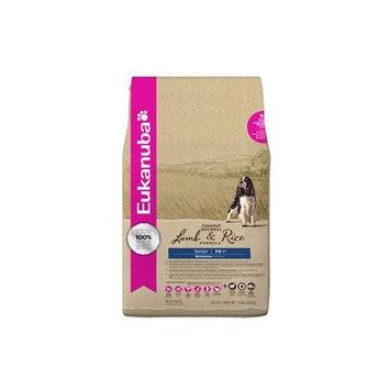 Eukanuba Natural Lamb and Rice, Senior, 14-Pound