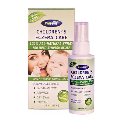 ProVent Children's Eczema Care Spray