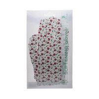 Spa Sister Overnight Moisture Enhancing Gloves Roses