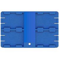 SDcardholder SD Cardholder 4-Slot SD Card Holder, Assorted Colors