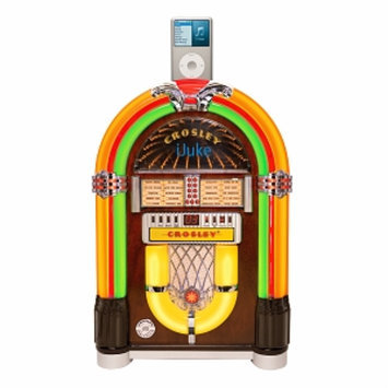 Crosley Radio iJuke Premier Tabletop Radio