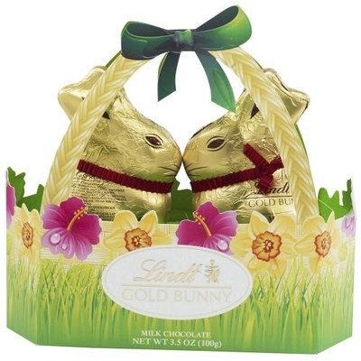 Lindt Gold Kissing Bunnies Gift Set