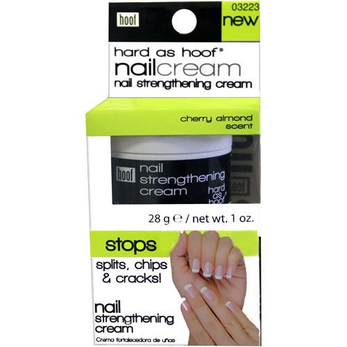 Hoof Hands: Nail Strengthening Cream Hard As Hoof, 1 oz