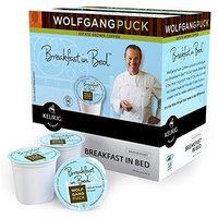 Wolfgang Puck Breakfast in Bed Keurig K-Cups,18 Count