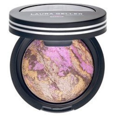 Laura Geller Variegated Baked Eye Shadow Blue Icing .06 oz (1.8 g)