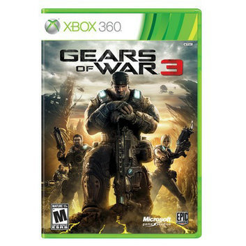 Microsoft Gears of War III (XBOX 360)