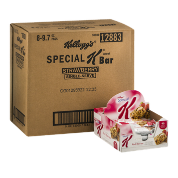 Special K® Kellogg's Cereal Bar Strawberry