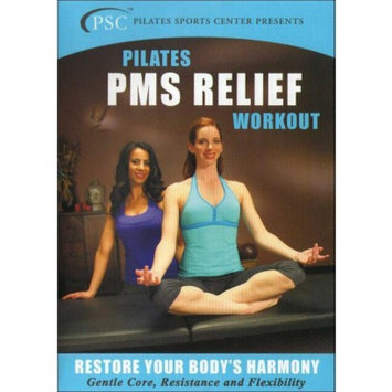 Bayview Films Bayview BV1741 Pilates Pms Relief Workout- Gentle Core Resistance And Flexibility