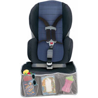 Jeep JEEP Black Deluxe Car Seat Undermat - One Size