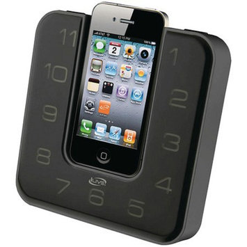 iLive iCP391B Clock Radio for iPod iPhone