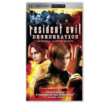 Estée Lauder Resident Evil: Degeneration UMD for PSP