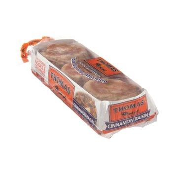 Thomas' Cinnamon Raisin English Muffins - 6 CT