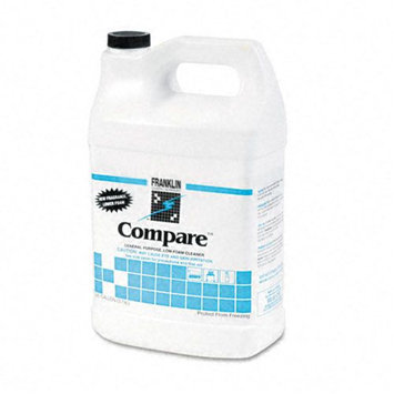 Franklin Cleaning Compare Floor Cleaner, 1 gal Bottle