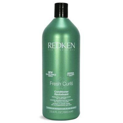 Redken Fresh Curls Conditioner, 33.8oz (1 L)