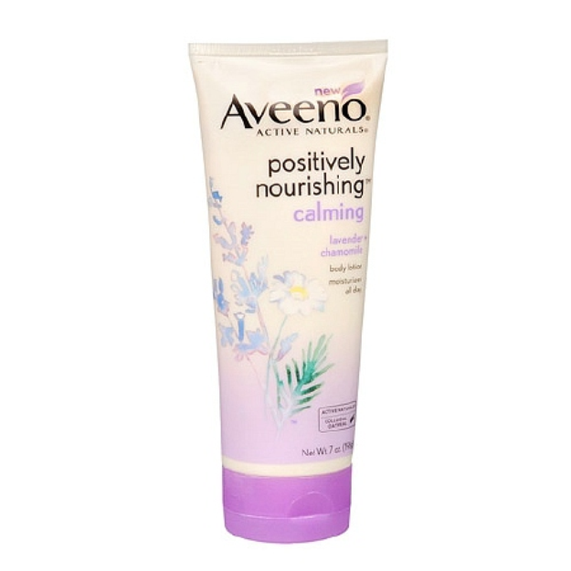 Aveeno Active Naturals Positively Nourishing Body Lotion