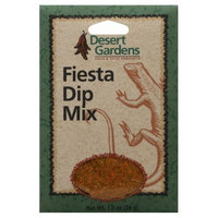 Desert Gardens Fiesta Dip Mix, 1-Ounce (Pack of 12)
