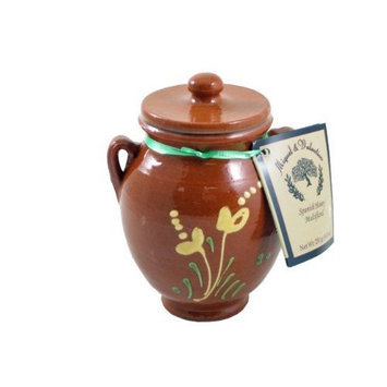 Miguel & Valentino Spanish Multifloral Honey (Miel) in Ceramic Jar
