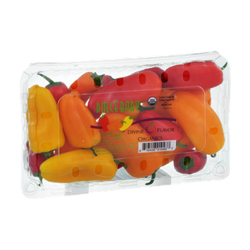 Dolce Baby Peppers Organic