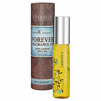 LAVANILA Vanilla Coconut Fragrance 0.27 oz  Roll-On Oil