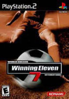 Konami World Soccer Winning Eleven 7