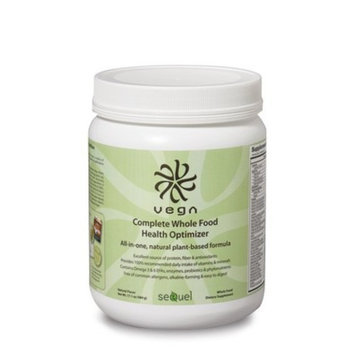 Vega Whole Food Health Optimizer - Natural by SeQuel 489g Powder