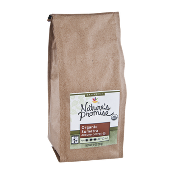 Nature's Promise Organics Organic Sumatra Ground Coffee