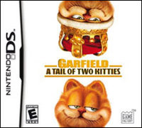 Game Factory Garfield: A Tail of Two Kitties