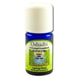 Oshadhi - Synergy Blend, Revitalizing, 5 ml