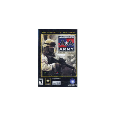 UbiSoft America's Army: Rise of a Soldier
