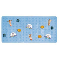 Ginsey Disney Pixar Toy Story 3 Bath Mat, Blue (Discontinued by Manufacturer)
