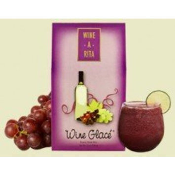 Wine-a Rita Wine-A-Rita Mix - Delicious Frozen Drinks Made with Wine - Wine Glace - By Wine-A-Rita