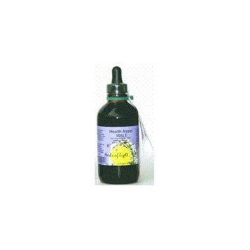 Male Health Support Herbs of Light 4 oz Liquid