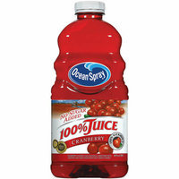 Ocean Spray 100%: Cranberry Juice