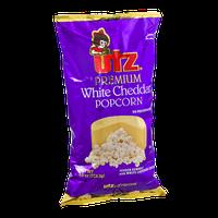 Utz Premium White Cheddar Popcorn
