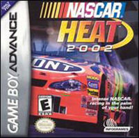 Crawfish Interactive NASCAR Heat 2002
