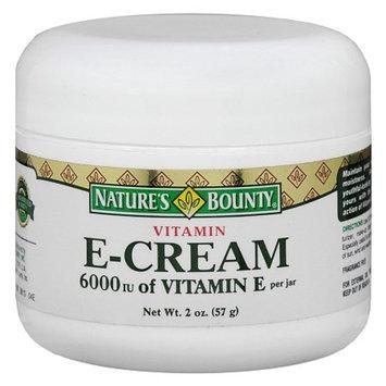 Nature's Bounty Vitamin E Creme