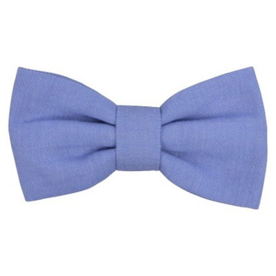 Boots & Barkley Bow Tie Collar Accessory - Chambray