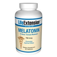 Life Extension Melatonin Time Release 750 mcg