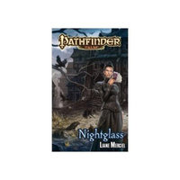 Pathfinder Tales: Nightglass Paperback? July 17, 2012