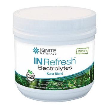 Ignite Naturals IN Refresh Electrolytes Kona Blend
