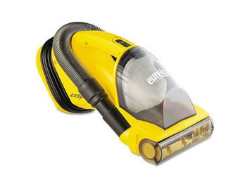Electrolux Floor Care Company Eureka Yellow Easy Clean Hand Vacuum