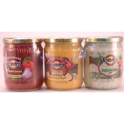 Tostitos® medium assorted salsas