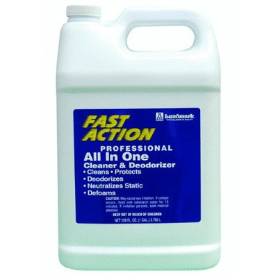 Fast Action All In One Cleaner 128 Ounce REN6204G012 by Lundmark Wax