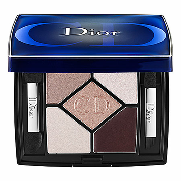 Dior 5-Colour Designer All-In-One Artistry Palette  Nude Pink Design 0.15 oz