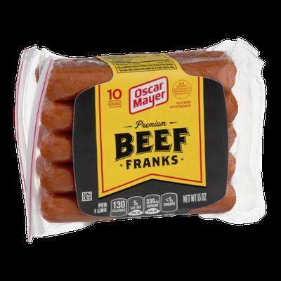 Oscar Mayer Beef Franks - 10 CT