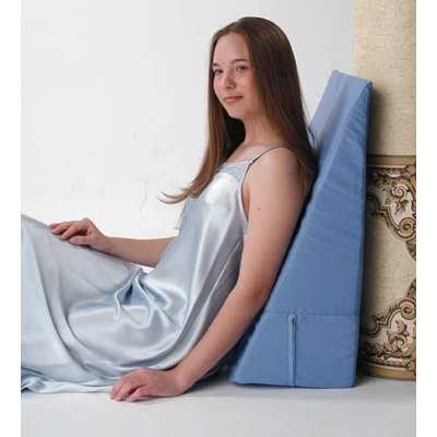 Alex Orthopedics 5013-12BL 24' X 25' X 12' Bed Wedge 12' Blue