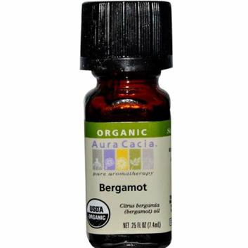 Aura Cacia Organic Bergamot .25 oz